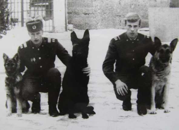 СЛУЖБА С АРТОЙ ВО ВНУТРЕННИХ ВОЙСКАХ (МОГИЛЕВ, 1990)